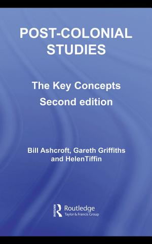 Post-colonial Studies: The Key Concepts - ISBN:9780415428569