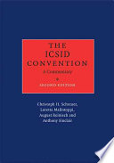 The Icsid Convention book