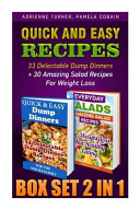 Quick and Easy Recipes Box Set 2 in 1