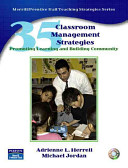 35 Classroom Management Strategies
