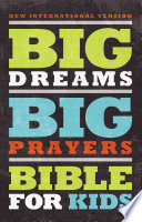NIV  Big Dreams Big Prayers Bible for Kids  eBook
