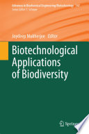 Biotechnological Applications of Biodiversity
