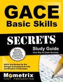 Gace Basic Skills Secrets Study Guide