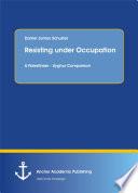 Resisting under Occupation  A Palestinian     Uyghur Comparison
