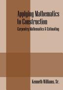 Applying Mathematics to Construction