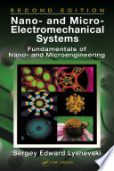 Nano  and Micro Electromechanical Systems