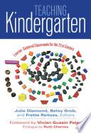 Teaching Kindergarten