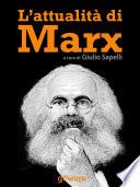L   attualit   di Marx