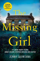 The Missing Girl : .' erin kelly on jenny quintana's the missing...