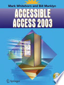 Accessible Access 2003 book