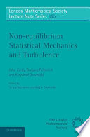 Non equilibrium Statistical Mechanics and Turbulence