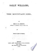 Sally Williams  the Mountain Girl