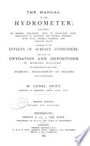 The Manual of the Hydrometer