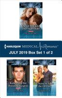 Harlequin Medical Romance July 2019 Box Set 1 Of 2