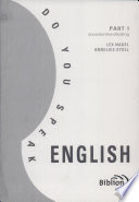 Do You Speak English Part 1 Docentenhandleiding Antwoordenboekje