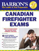 Barron s Canadian Firefighter Exams