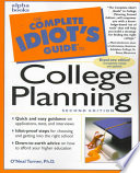 The Complete Idiot s Guide to College Planning