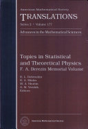 Topics in Statistical and Theoretical Physics