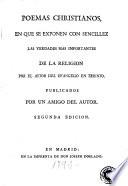Poemas christianos