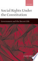 Social Rights Under the Constitution