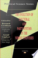 The Evolution of Electoral and Party Systems in the Nordic Countries