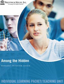 Among the Hidden   Downloadable Teaching Unit