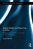 Digital Media and Reporting Conflict