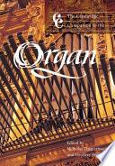 The Cambridge Companion to the Organ