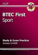BTEC First in Sport   Study   Exam Practice with CD Rom