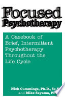 Focused Psychotherapy Book PDF