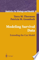 Modeling Survival Data  Extending the Cox Model