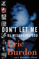 Don t Let Me Be Misunderstood Book PDF