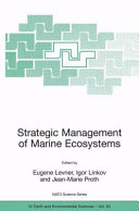 download ebook strategic management of marine ecosystems pdf epub