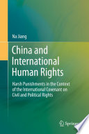China And International Human Rights : and human rights activists, particularly participants in human...