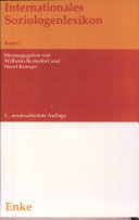 International Lexicon of Sociology