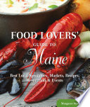 Food Lovers  Guide to   Maine