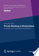 Private Banking in Deutschland