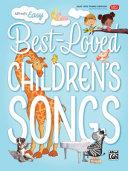 Alfred s Easy Best Loved Children s Songs