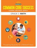 Barron's Common Core Success Grade 3 Math Workbook