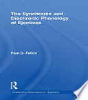 The Synchronic and Diachronic Phonology of Ejectives