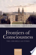 Frontiers Of Consciousness