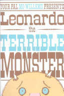 Leonardo, the Terrible Monster Book Cover