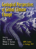 Geological Perspectives of Global Climate Change