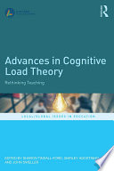 Advances In Cognitive Load Theory