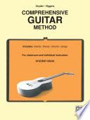 Comprehensive Guitar Method  Student Book