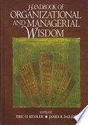 handbook of organizational and managerial wisdom