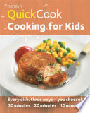 Hamlyn QuickCook  Cooking for Kids