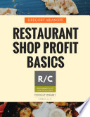 Restaurant Shop Profit Basics
