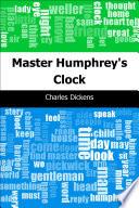 Master Humphrey s Clock
