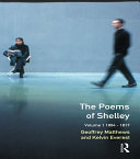 The Poems of Shelley: Volume One Book